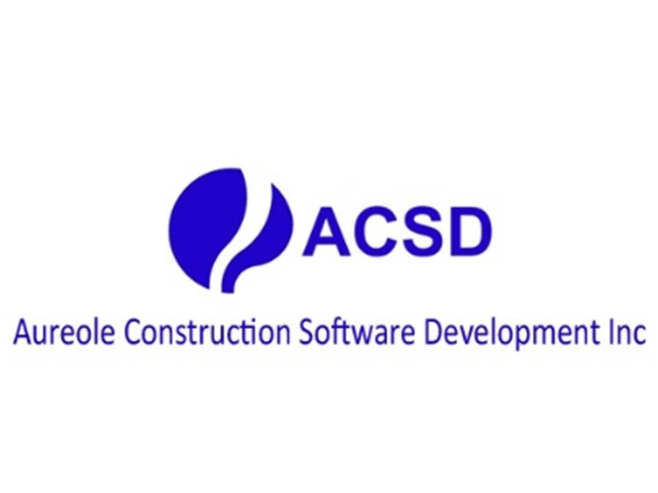 Aureole Construction Software Development Inc